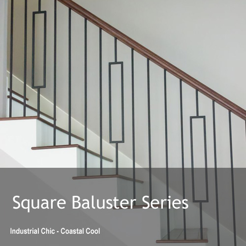 Stair Balusters And Iron Spindles From Metal Balusters