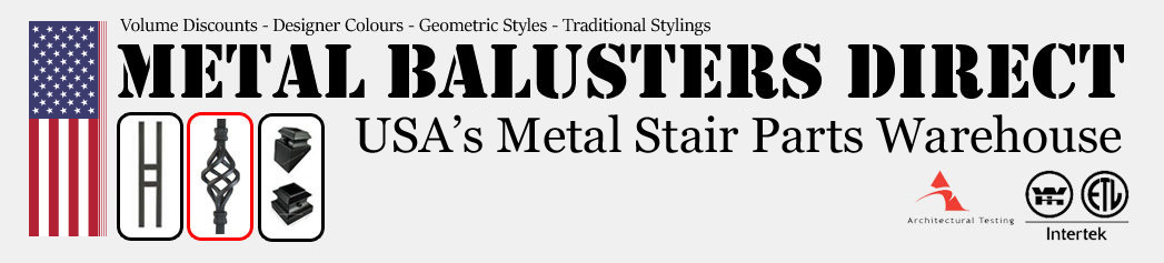 Logo (Metal Balusters Direct USA)
