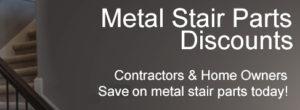 Metal Stair Railings (Metal Balusters Direct USA)